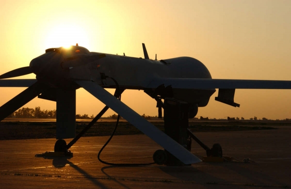 We Need an International Treaty to Ban Weaponized Drones